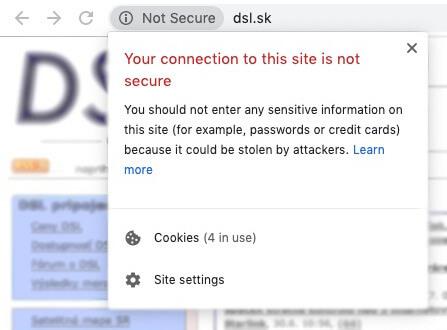 HTTPS در مقابل HTTP