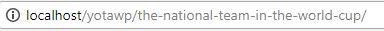 نوع نمایش لینک های اتگلیسی در نوشته
